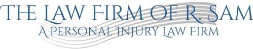 The Law Firm of R. Sam Logo