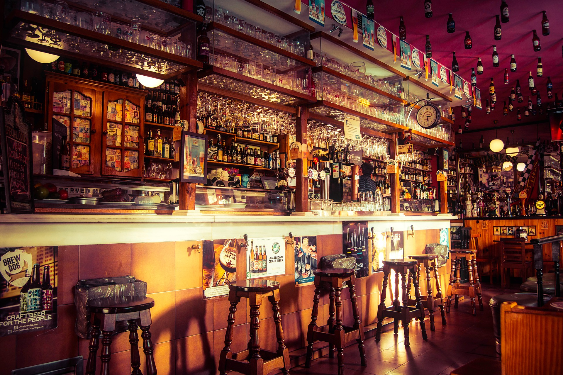 Abogado de Responsabilidad del Bar o Restaurante