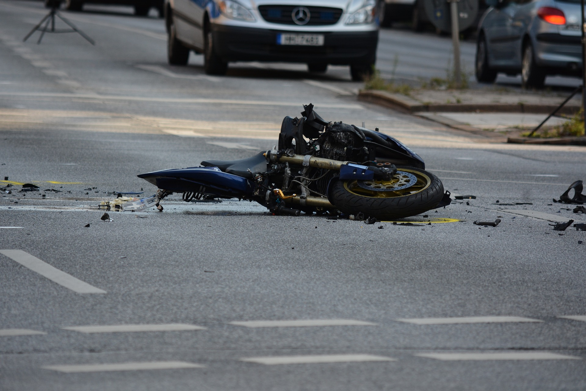 Abogado de Accidentes de Motocicleta
