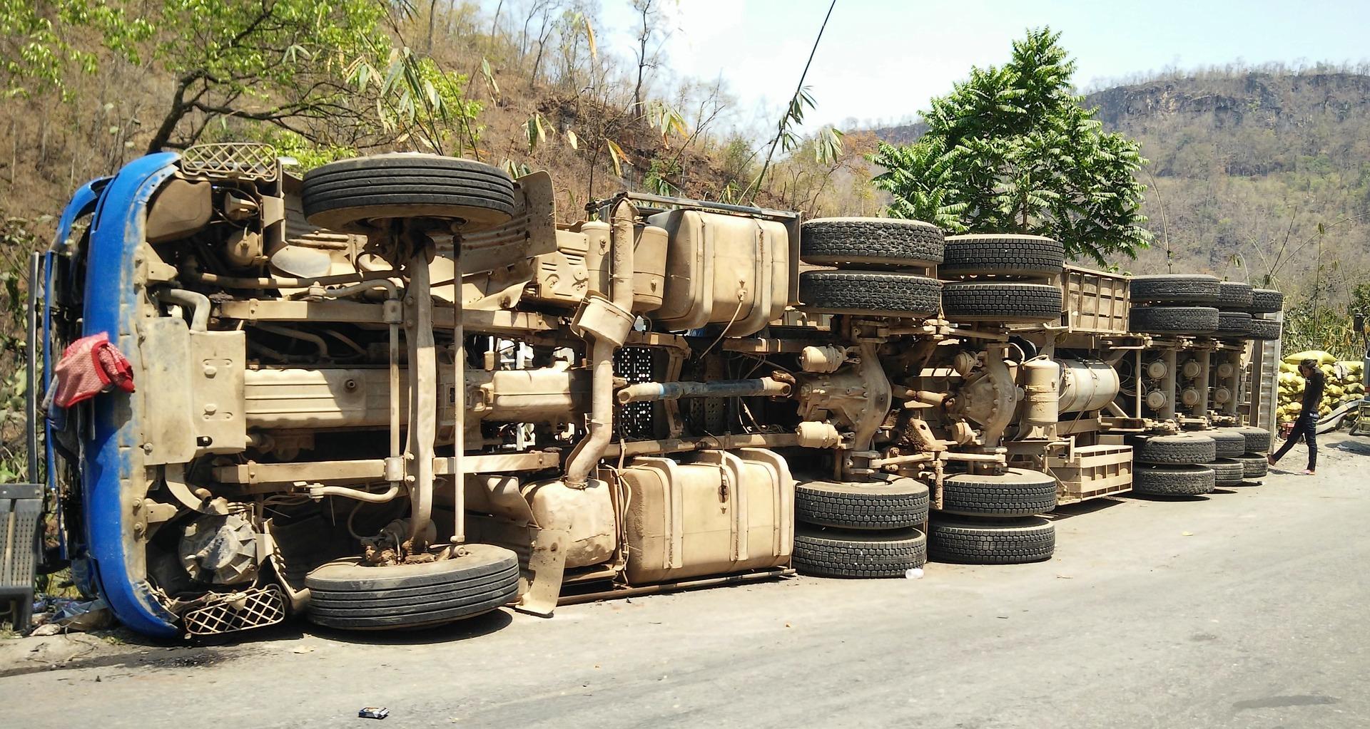Abogado de Accidentes de Camiones