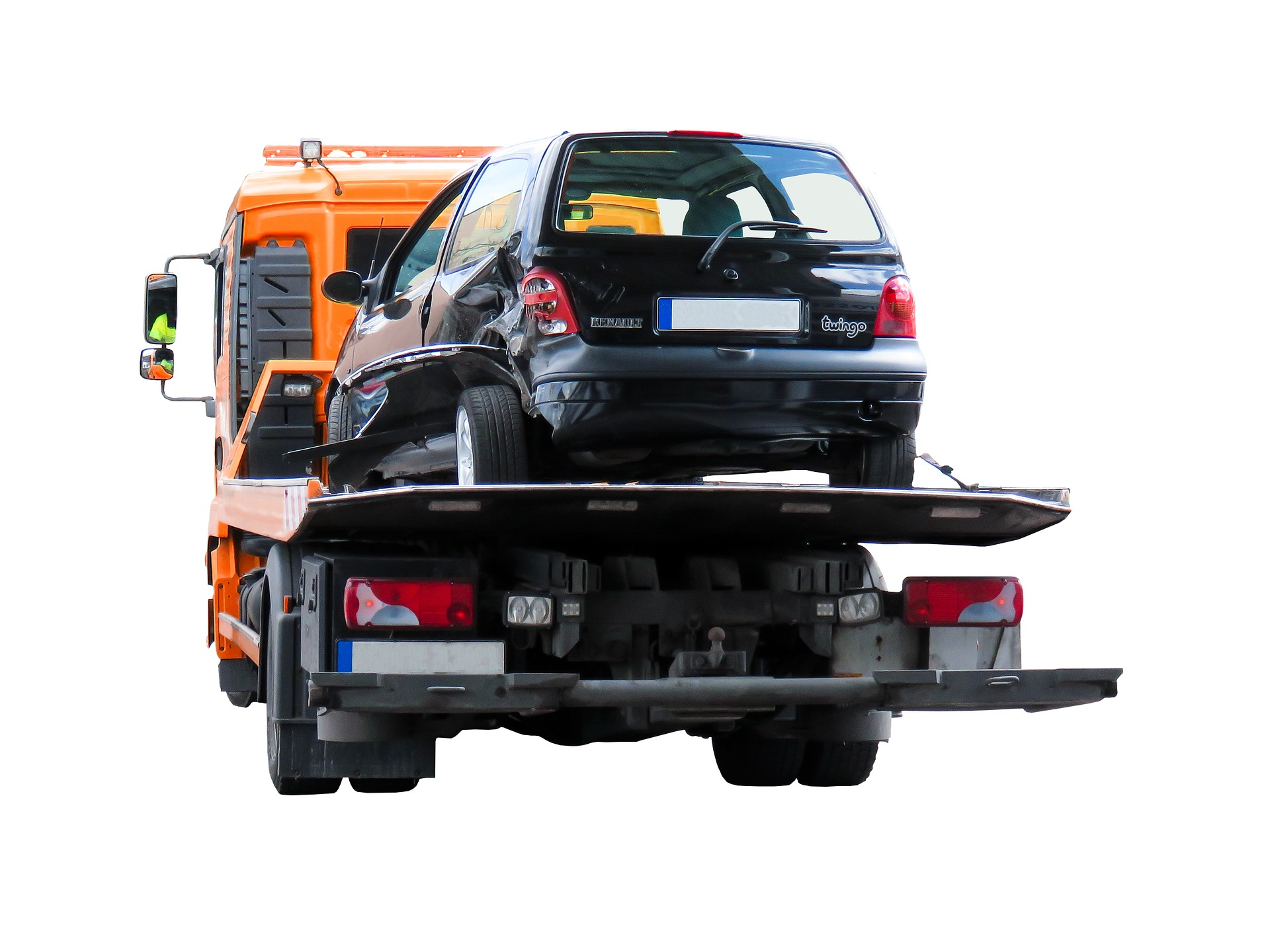 Towing and Storage Fees