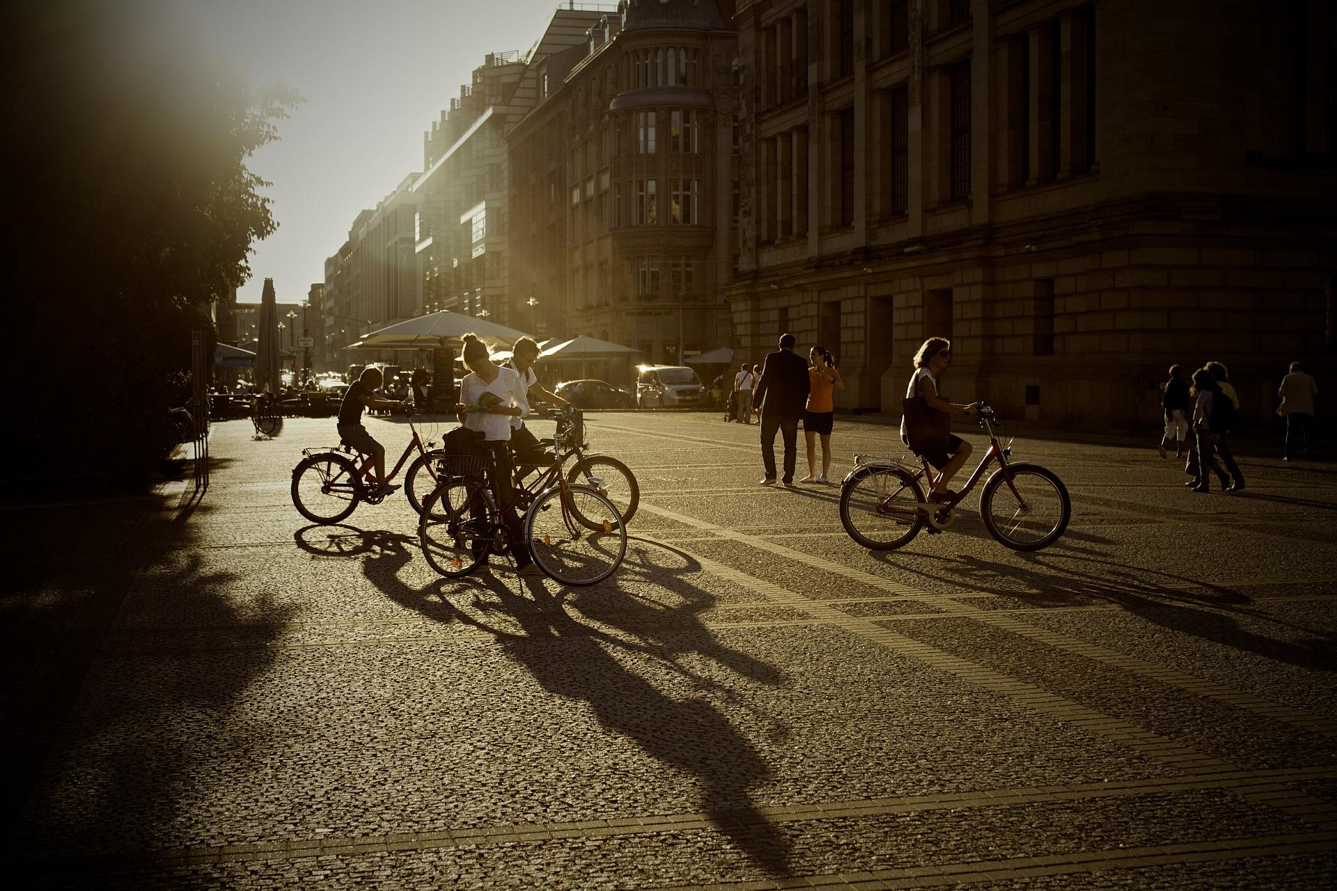 California Bicycle Road Laws
